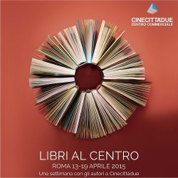 [News] Libri al centro, dal 13 al 19 aprile 2015