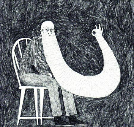 Illustrazione di Jen Collins: http://hellojenuine.blogspot.it/
