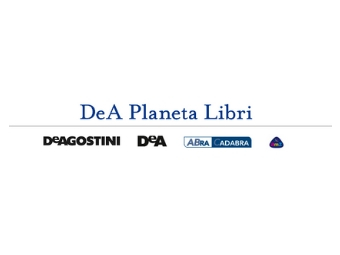 DeA Planeta </br> Editing, impaginazione, redazione